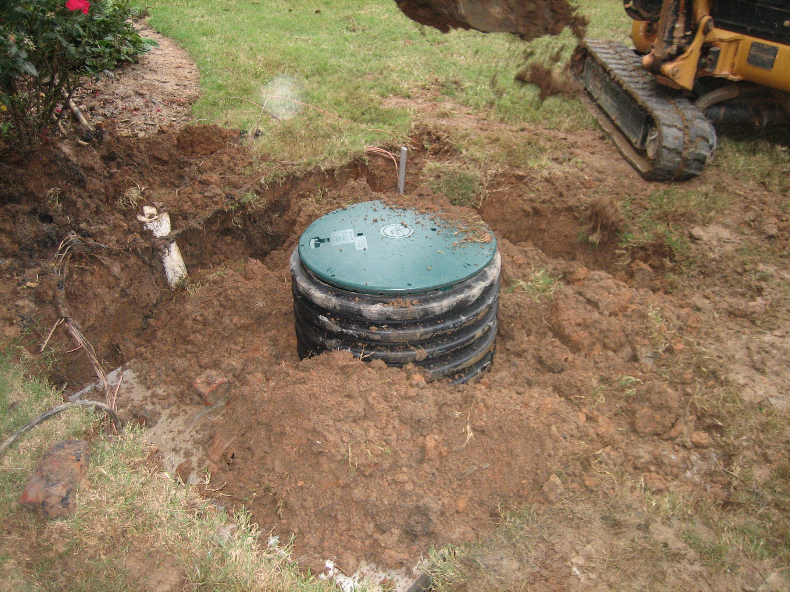 concrete septic tank design manual